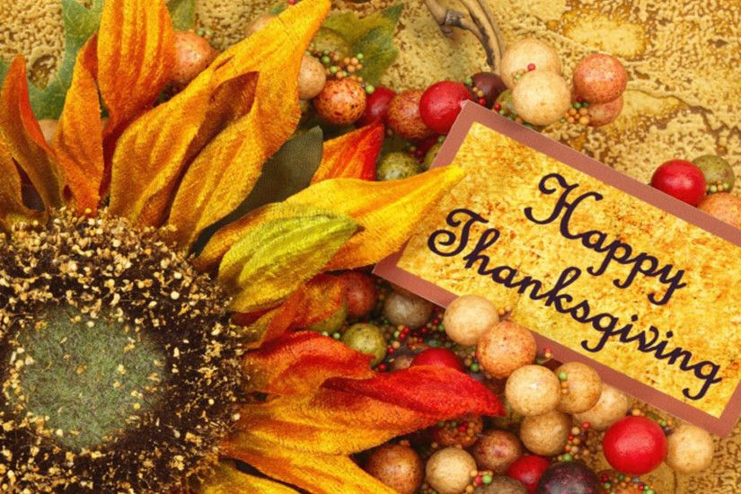 Free Desktop Wallpapers Thanksgiving Wallpaper 1920×1080