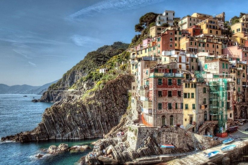 ... riomaggiore news, pictures and videos and learn all about buildings,  landscape, riomaggiore from wallpapers4u.org, your wallpaper news source.