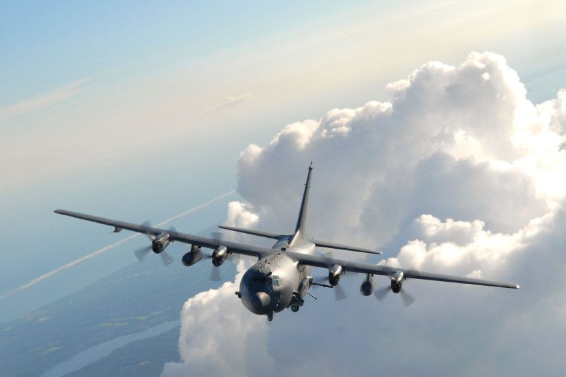 Lockheed AC-130 HD Wallpaper | Hintergrund | 2560x1600 | ID:345150 -  Wallpaper Abyss