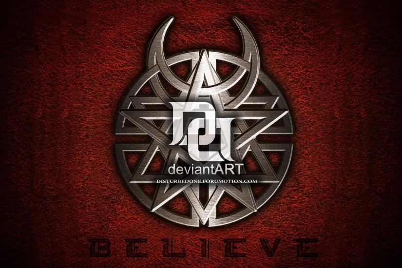 Disturbed - Believe 2012 by morbustelevision2