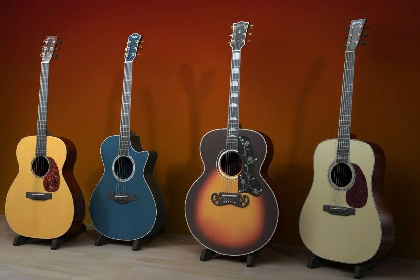 Gibson Dreadnought Acoustic Guitar Hd Pictures Wallpaper Free Download  Awesome Collection Of Cool Guitar Backgrounds On
