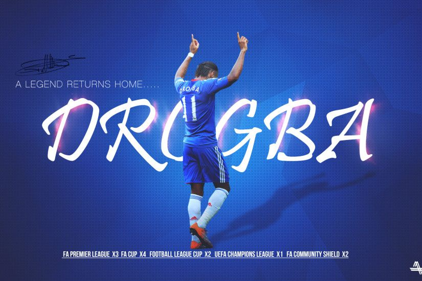 ... Didier Drogba by Yasin-618