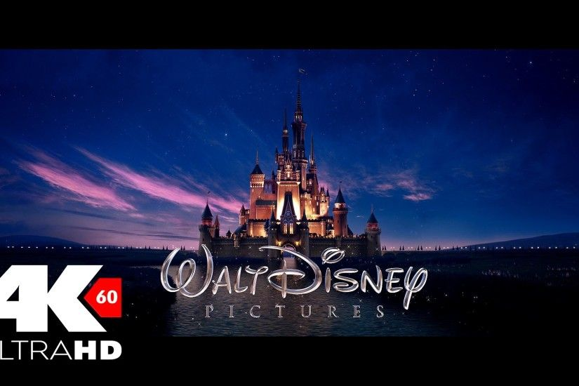 Walt Disney Pictures - Intro|Logo: New Version (2016) | 4K UHD 2160p 60fps  - YouTube
