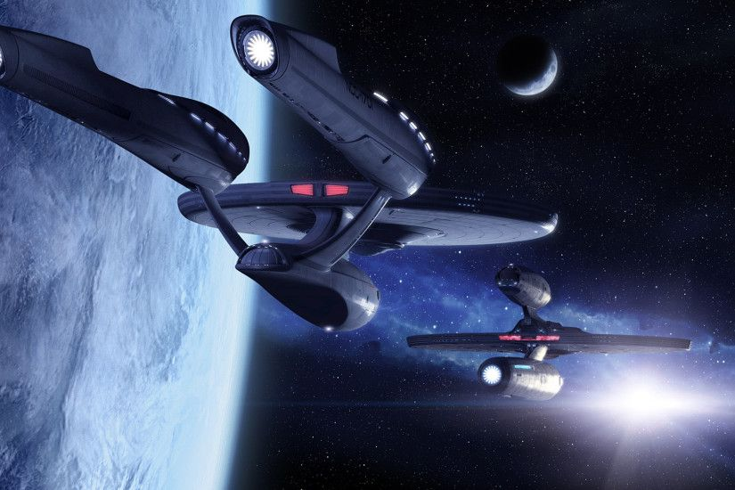 Star Trek Spaceships | HD Wallpapers · 4K ...