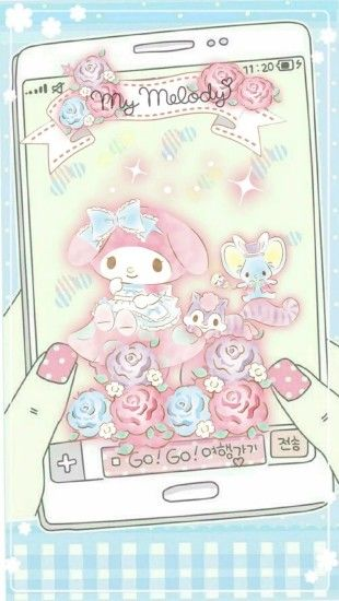 Jessie, My Melody Wallpaper, Sanrio Wallpaper, Hello Kitty, Android,  Planners, Twin, Wallpapers, Friends
