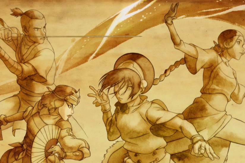 Anime - Avatar: The Legend Of Korra Wallpaper