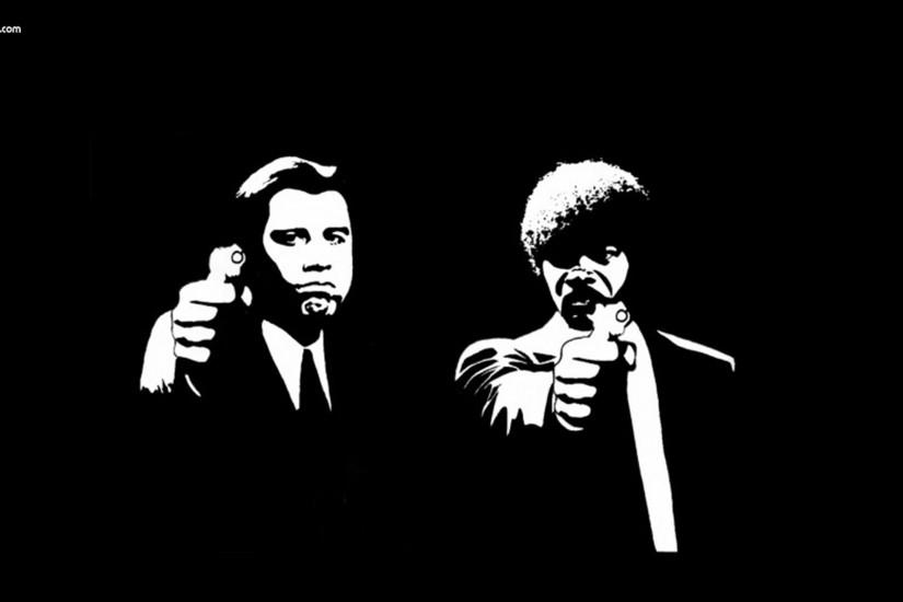 Pulp Fiction YouTube Channel Art Cover photos