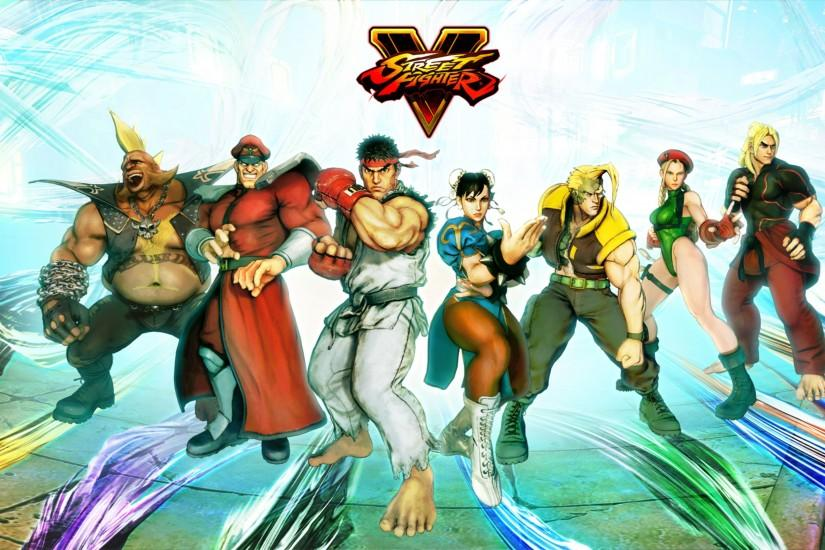 cool street fighter wallpaper 3840x2160