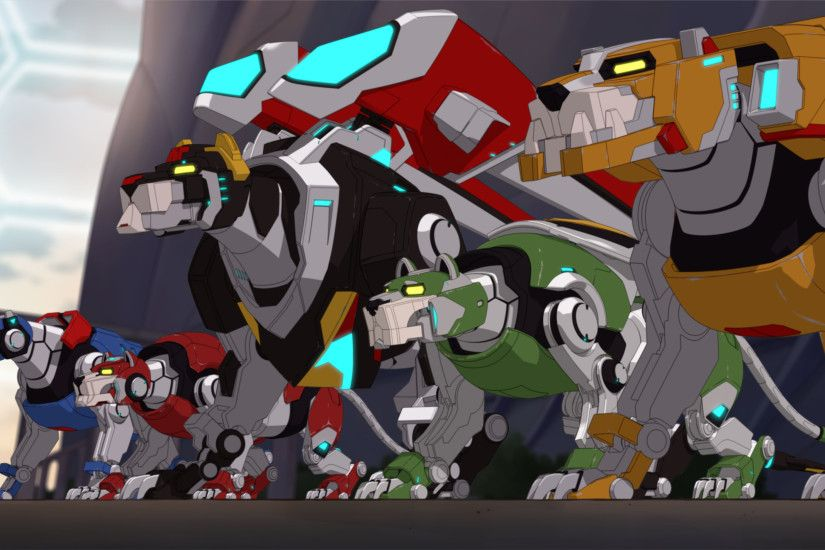 voltron-legendary-defender-image-lions.jpg 3,840×2,160 pixels | Pop culture  | Pinterest | Black lion