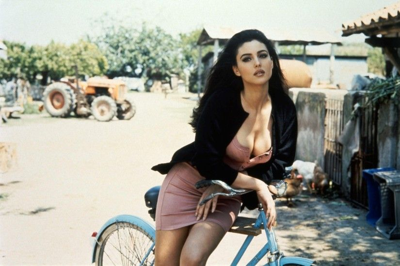 Monica Bellucci Movies