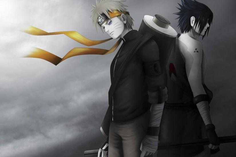 Naruto-sasuke-anime-wallpaper-hd naruto cartoon HD free wallpapers .