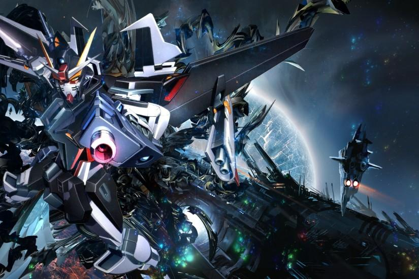 Fanart: Awesome Gundam Wallpapers by thedurrrrian | Gundam | Pinterest |  Awesome, Gundam and Fanart