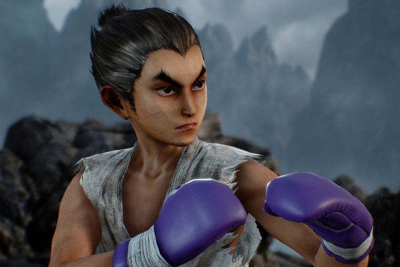 Gamescom 2016: Tekken 7 gets cinematic story mode, complete with young  Kazuya and Heihachi