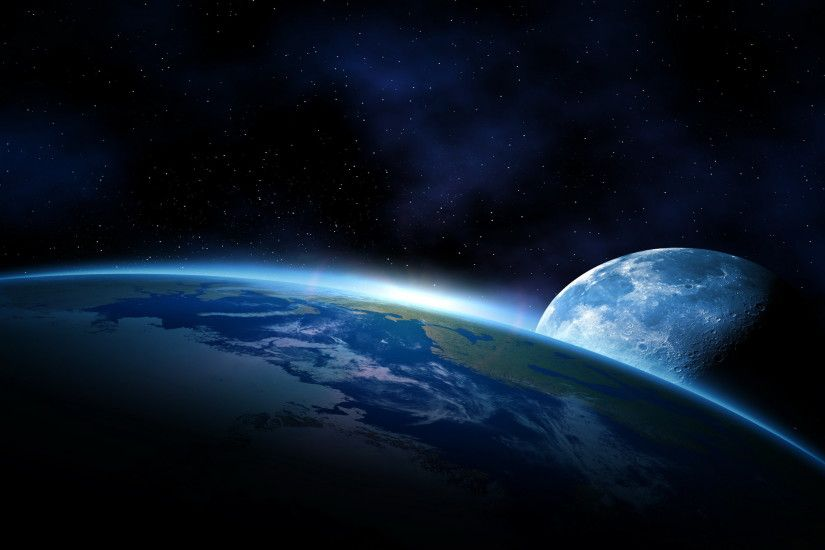 Earth From Space Wallpapers HD I HD Images 2560×1600