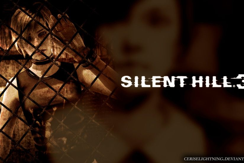 Silent Hill 3 Wallpaper by ceriselightning Silent Hill 3 Wallpaper by  ceriselightning