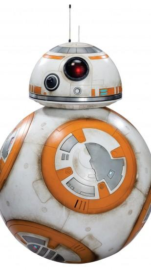 BB-8 from Star Wars: Episode VII - The Force Awakens Wallpaper