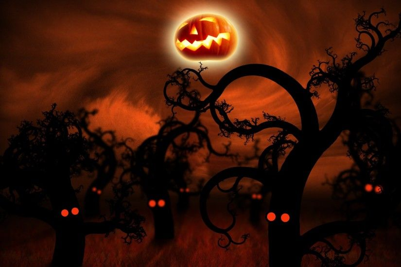 ... Wallpaper HD; Nice Halloween Desktop Themes Wallpaper Download free  wallpapers and desktop backgrounds in a variety of screen