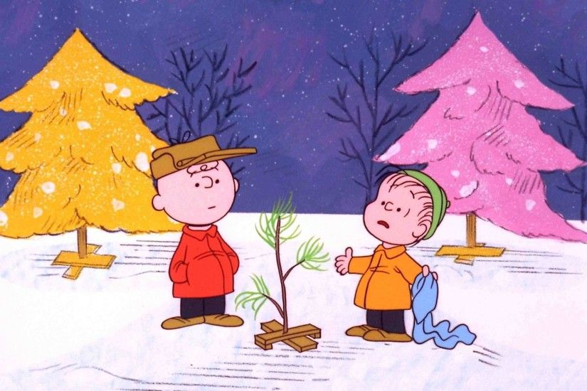 charlie, Brown, Christmas, Tree, Peanuts, Comics Wallpapers HD / Desktop  and Mobile Backgrounds