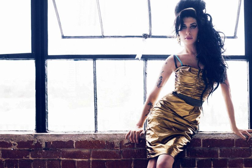 Amy Winehouse Desktop Wallpaper 52991