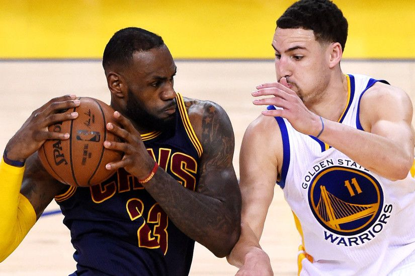 LeBron James, Klay Thompson