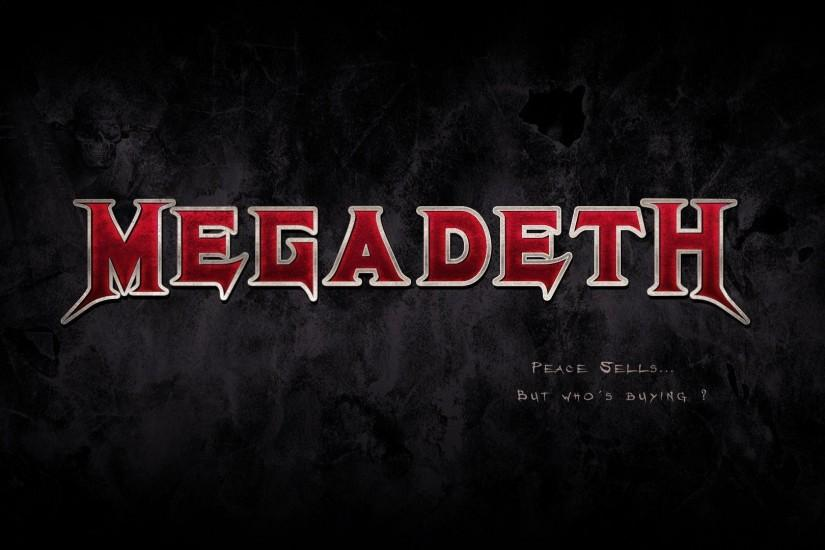 Wallpapers For > Megadeth Wallpaper