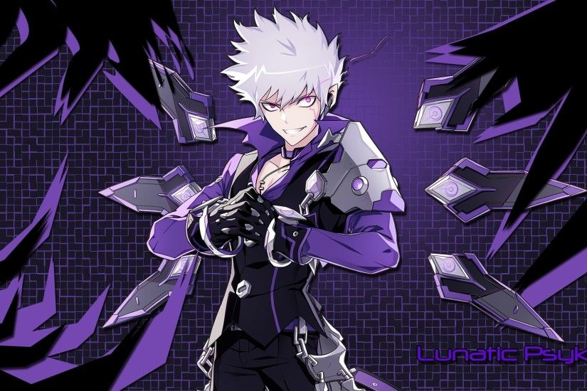 Add - Elsword, Add Lunatic Psyker