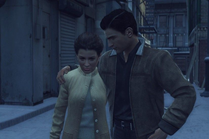 Mafia II Video Games Cities Gangsters