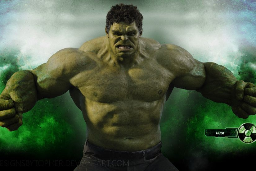 Hulk Desktop Wallpaper