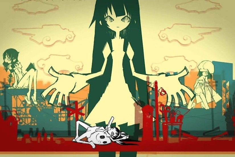 Bakemonogatari HD Wallpapers and Backgrounds