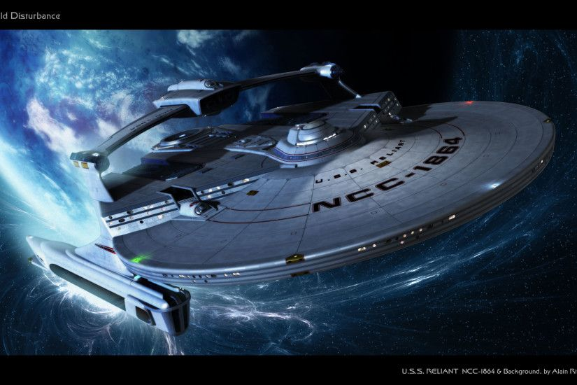 FHDQ Images Collection: Star Trek, by Brenda Hamiter