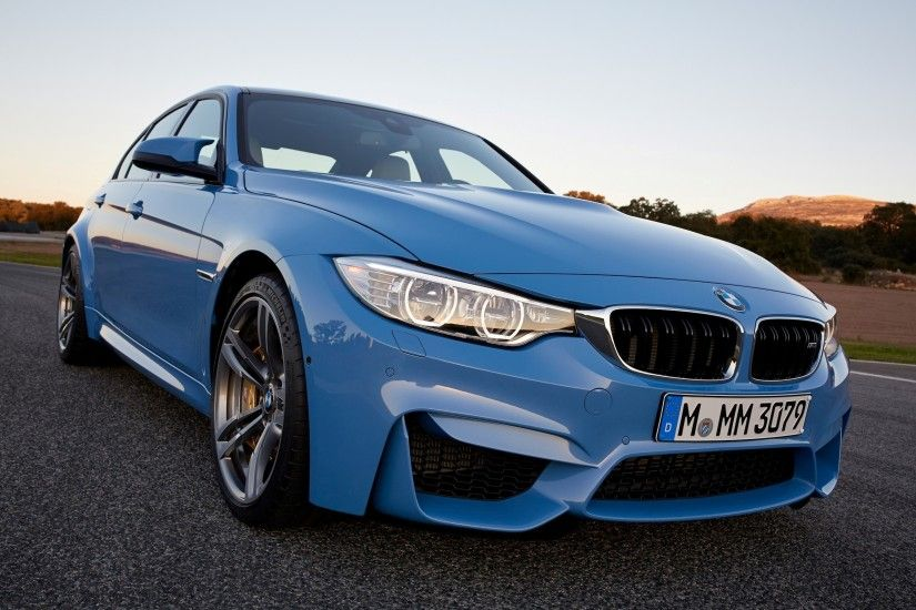 1936 Views 1045 Download New Blue BMW M3 High Racing Car Wallpaper
