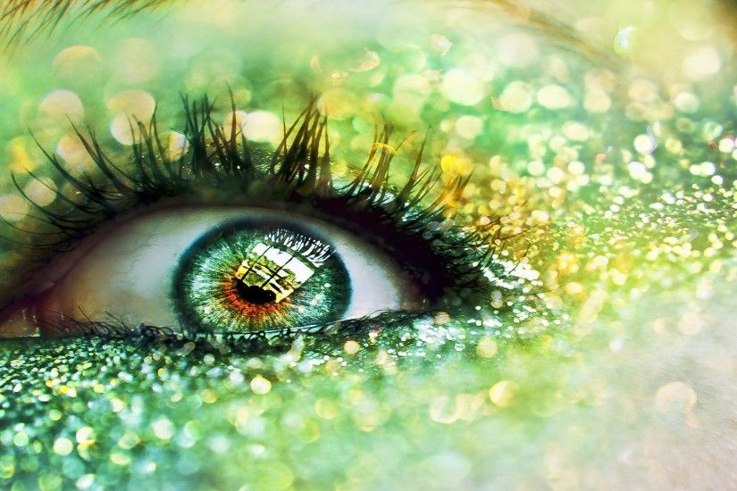 an-eye-of-green-free-hd-wallpapers-for-