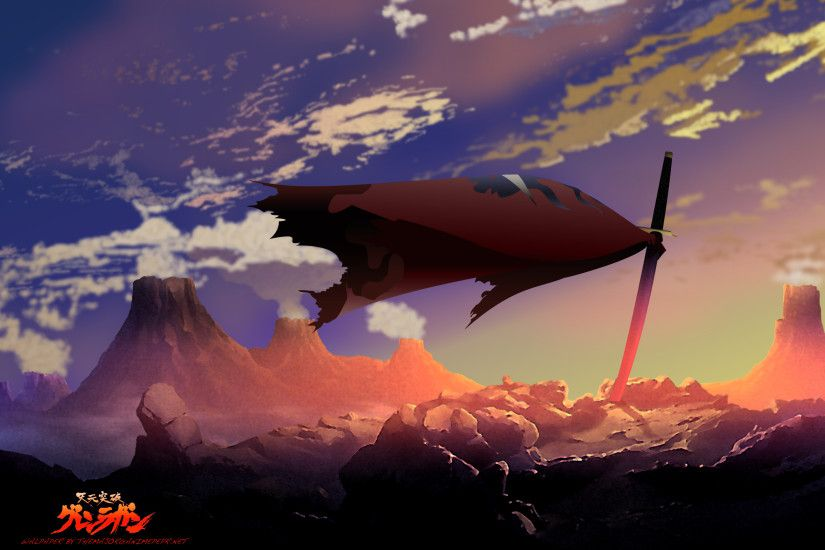 Anime Gurren Lagann · HD Wallpaper | Background ID:722747