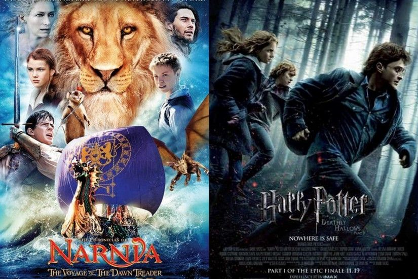 Narnia images Harry Potter vs Narnia HD wallpaper and background photos