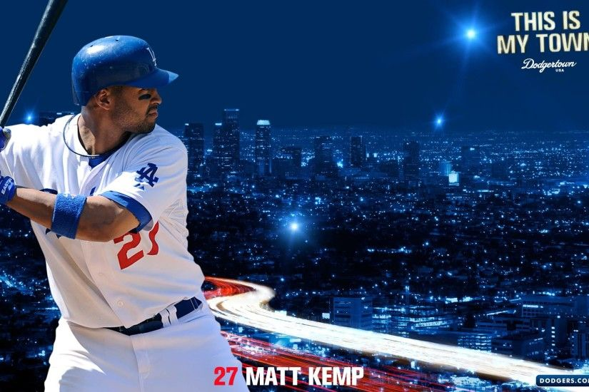Los Angeles Dodgers Player #15702 Wallpaper | Wallpaper Love Free