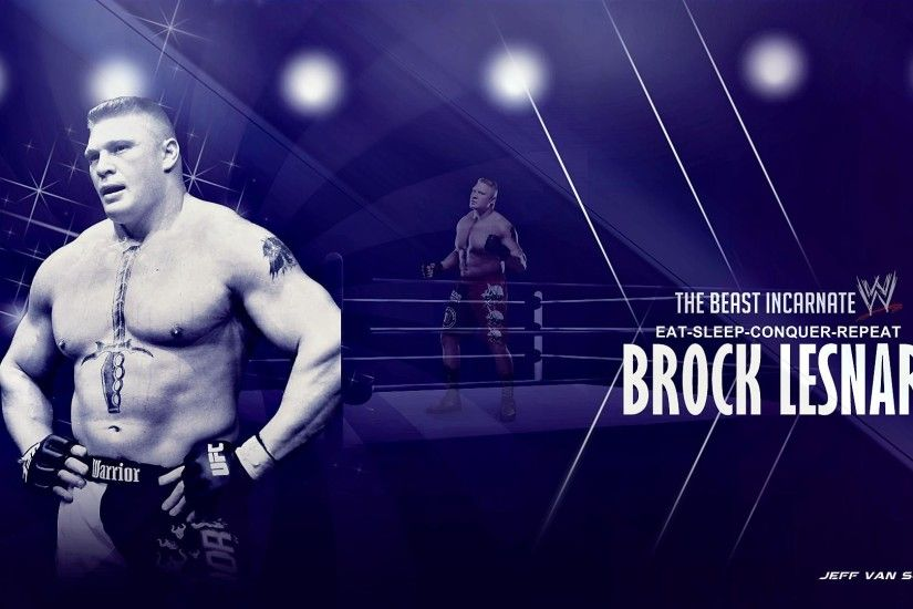 WWE Brock Lesnar HD Pics 2