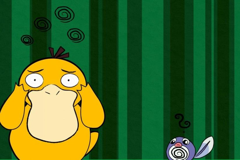 Psyduck Hd Wallpaper