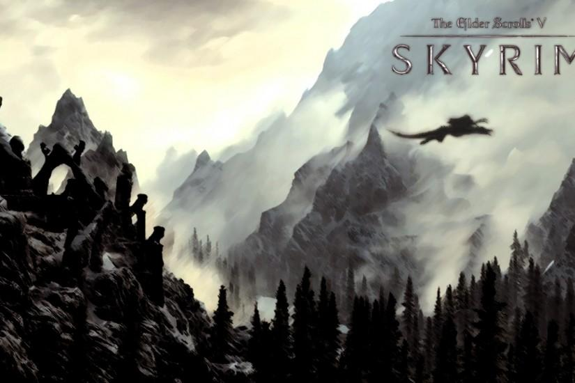 Skyrim HD Wallpapers Free Download.