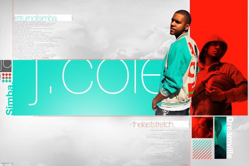 J. Cole by RG04