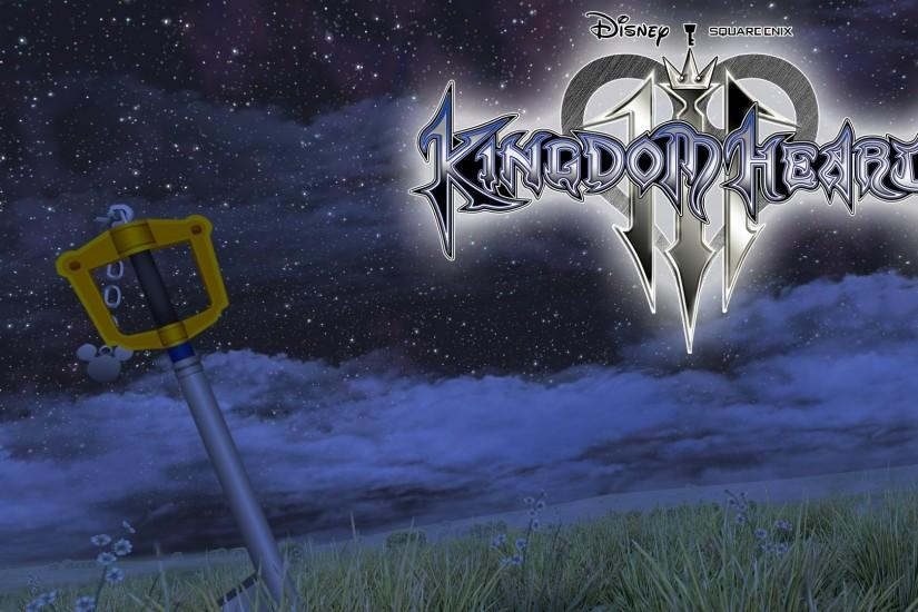 popular kingdom hearts background 1920x1080
