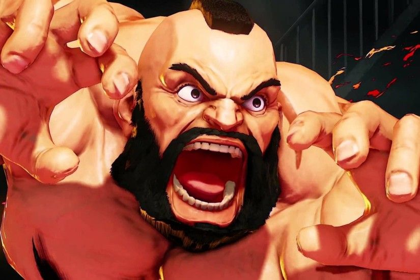 Zangief Headbutt Tips, Combos, & Setups - Street Fighter V - YouTube