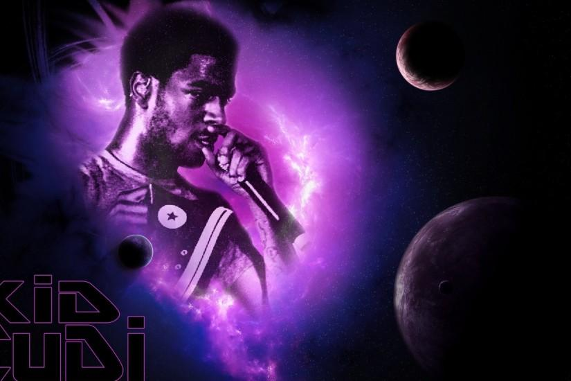 Kid Cudi HD Desktop