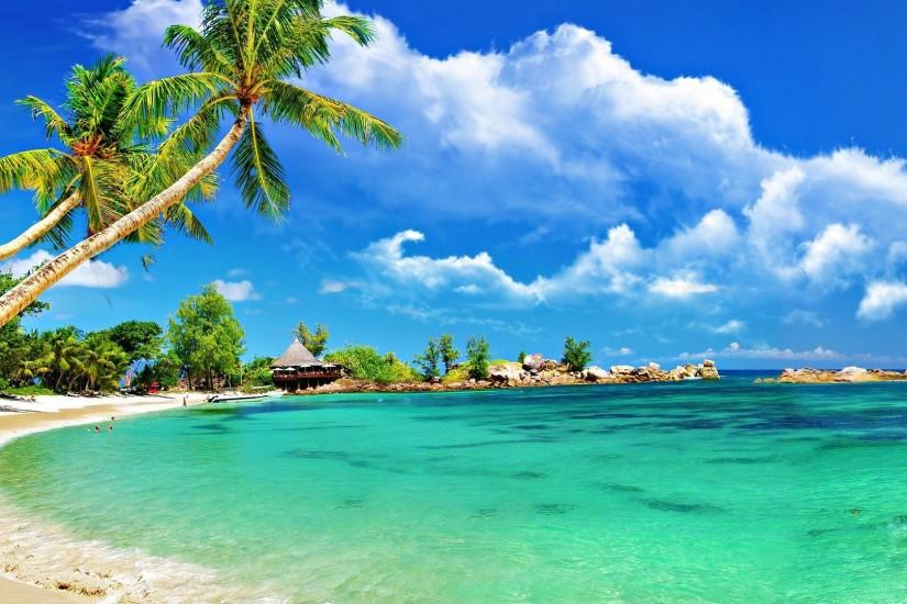 Karon beach scenery wallpapers, Beach Pictures and images