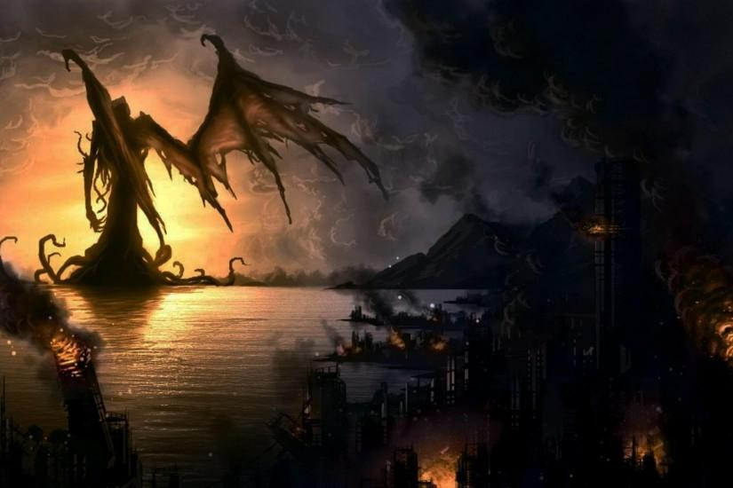 Cthulhu Wallpapers - Full HD wallpaper search
