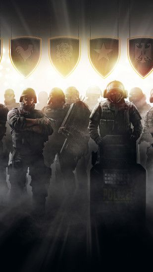 Video Game Tom Clancy's Rainbow Six: Siege. Wallpaper 649777
