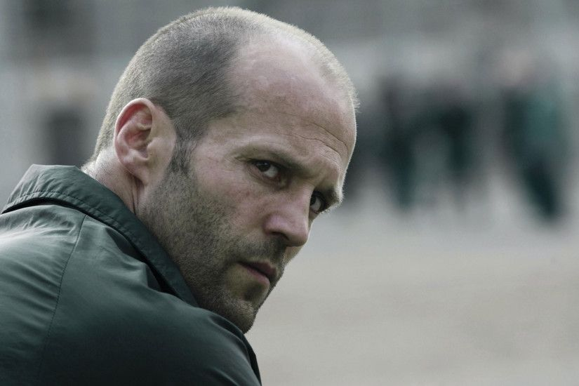 3840x2160 Wallpaper jason statham, look, face, actor, celebrity