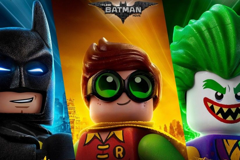 Movies / The Lego Batman Movie Wallpaper