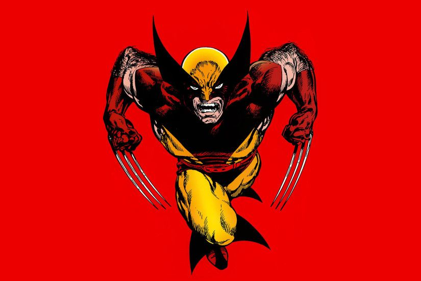 Wolverine in a fight wallpaper 1920x1080 jpg