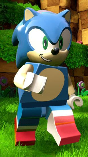 Lego Sonic Wallpapers