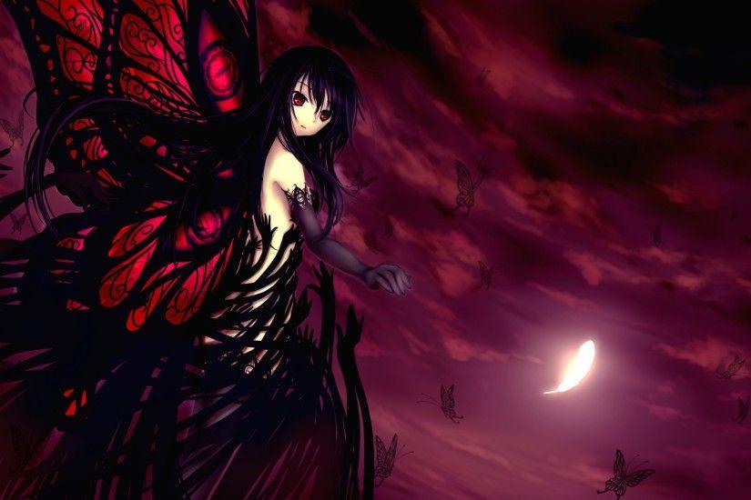 Dark angel wallpapers wallpapertag - Dark angel anime wallpaper ...